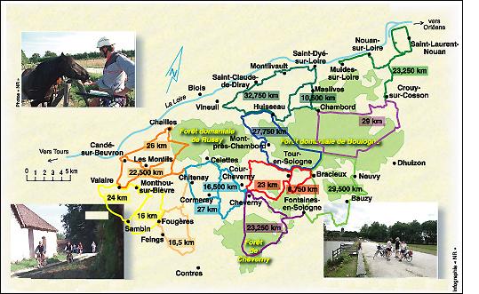 Circuits v los en loire valley - Office de tourisme de tours indre et loire ...
